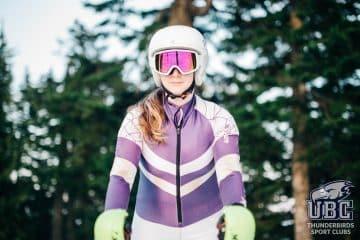 The Women of UBC TSC Alpine Skiing