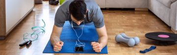 5 ways to challenge your friends to stay fit virtually