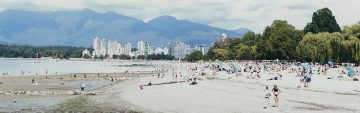 5 Beaches to Explore in Vancouver