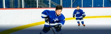 Register for Youth Ice Hockey & Skating Lessons