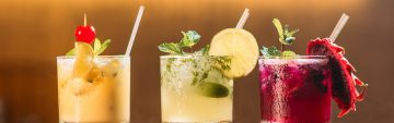5 Drinks to Keep You Cool for the Summer