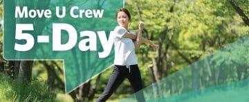 Move U Crew 5-Day Challenge