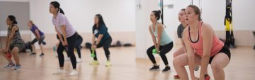 Register for Fall Cardio, Conditioning, & Strength Classes