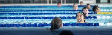 Drop-In Swim Times for UBC Students